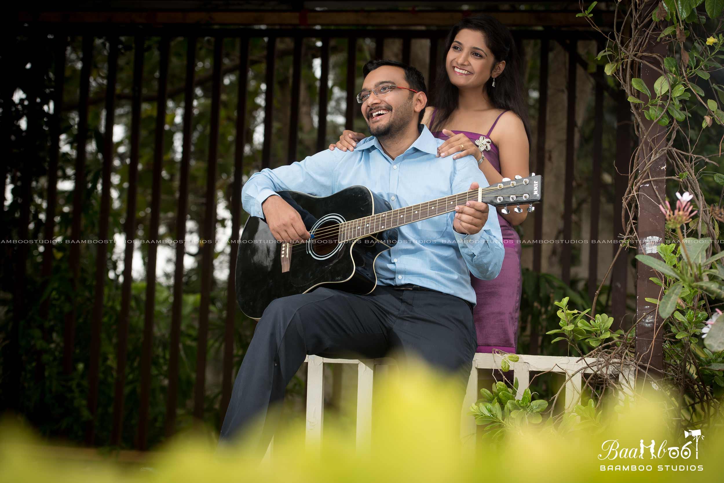 Krishnaprasad & Bharghavi