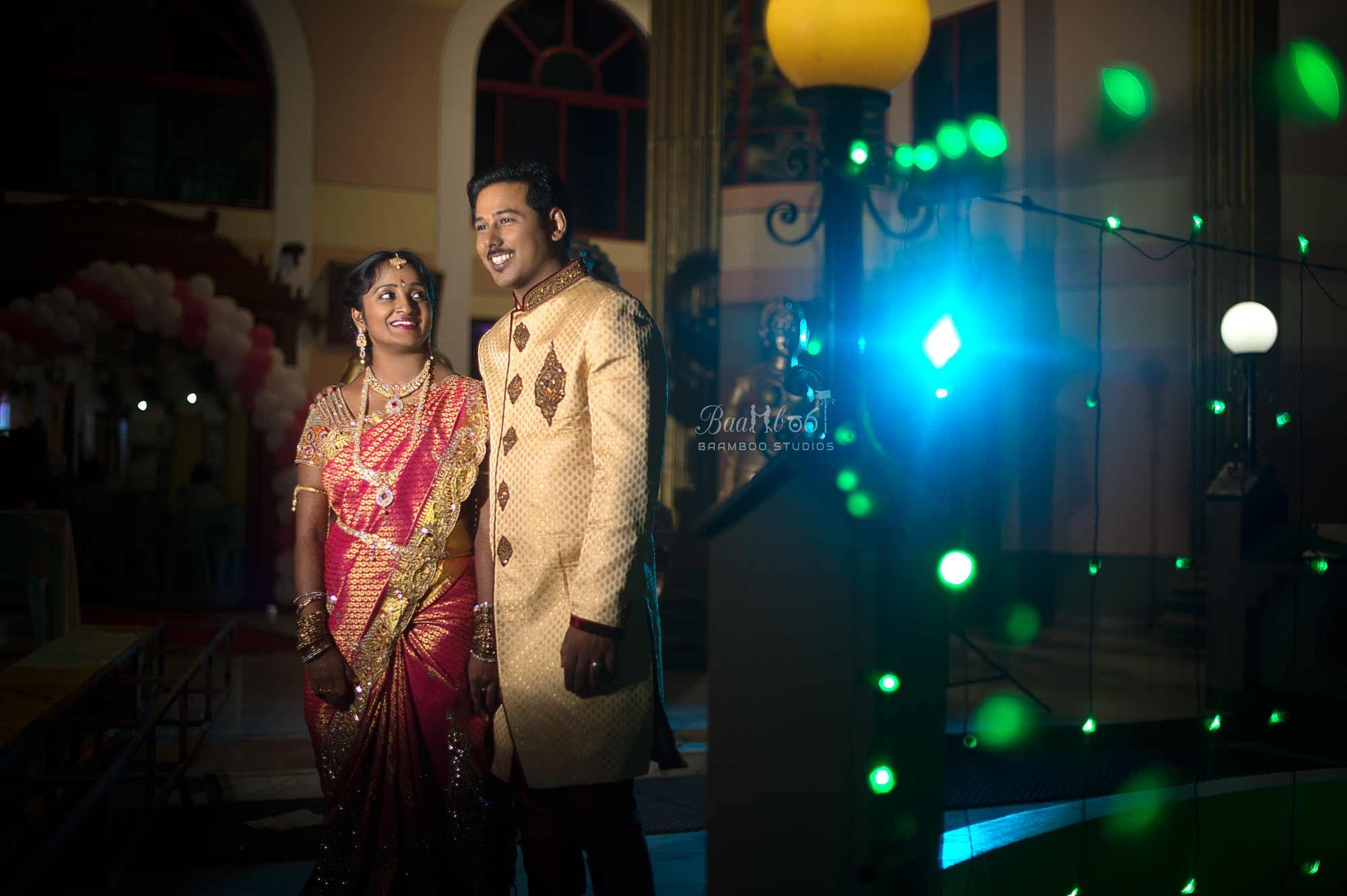 Balaji & Sangeetha