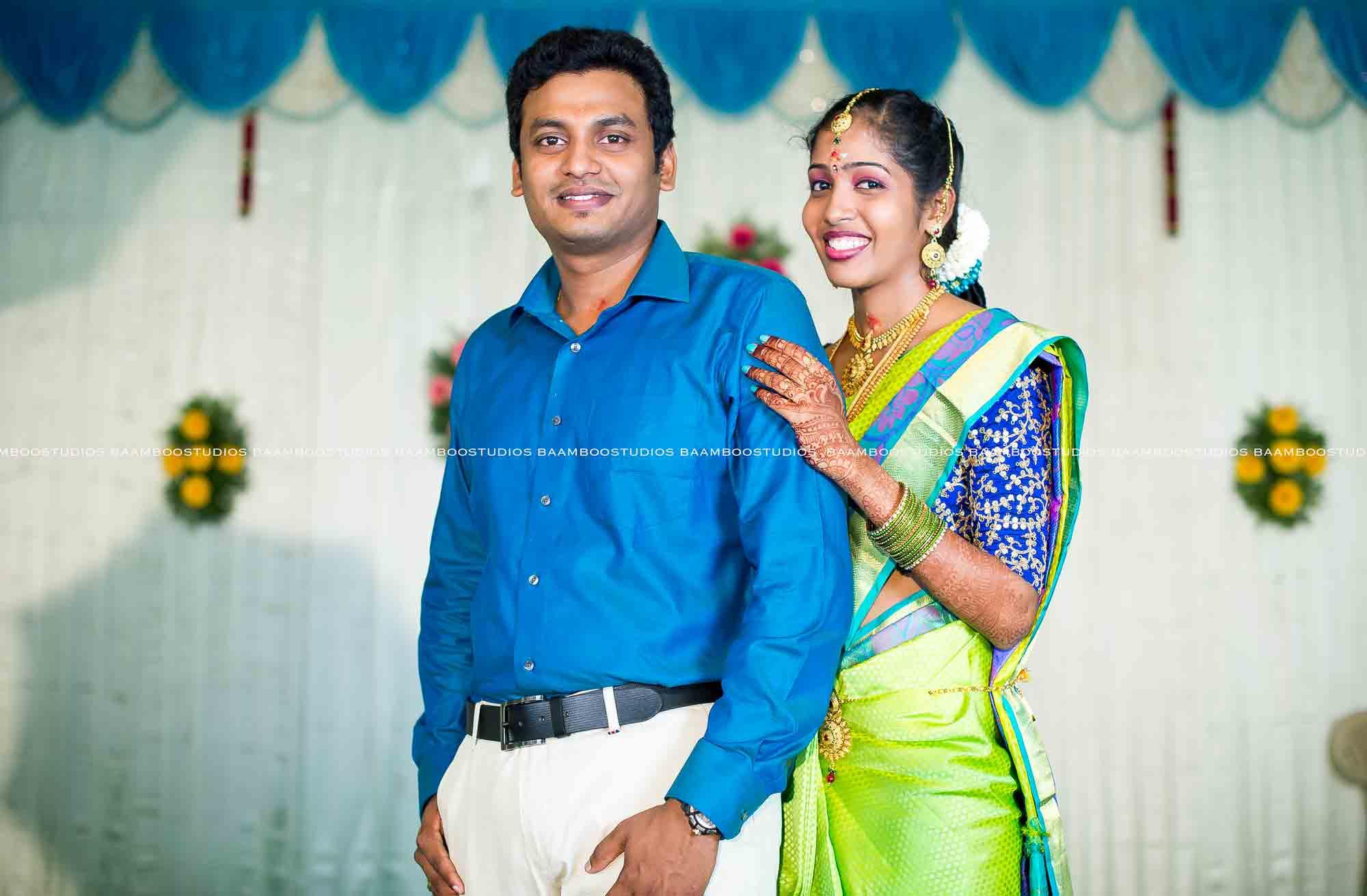 Karthik & Nandhini