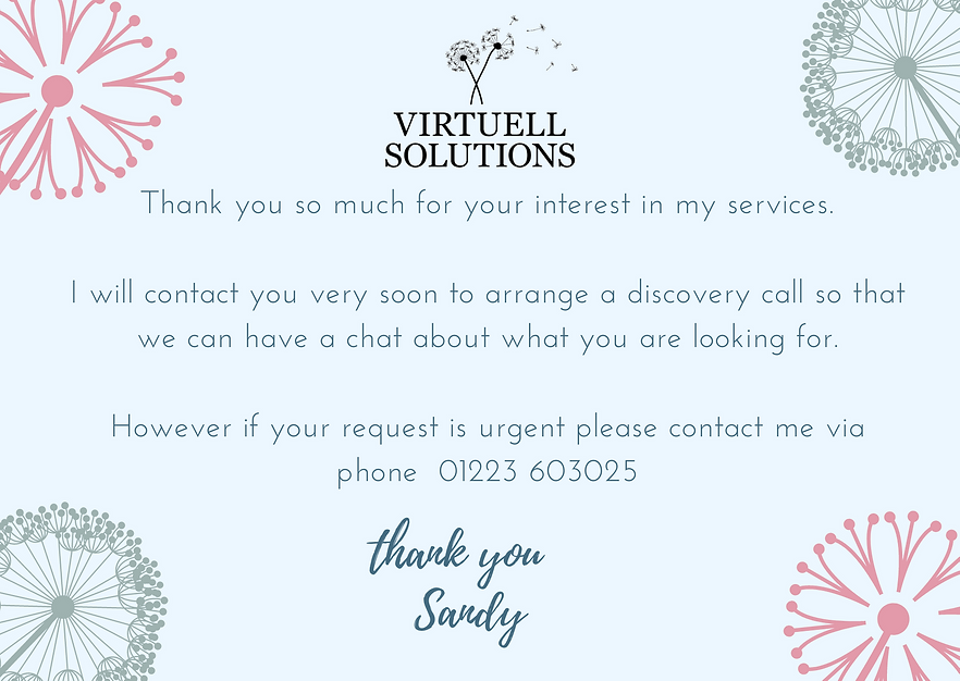 website email sandrablackwell virutell s