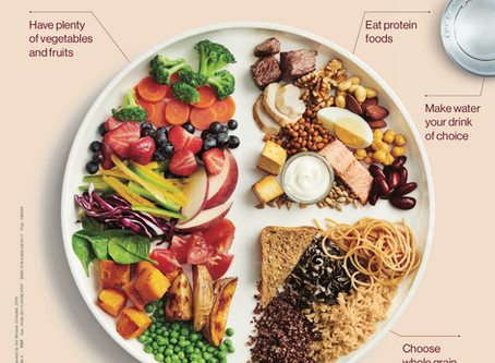 Lifestyle Links: Canada's New Food Guide