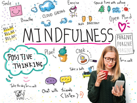 3 Mindfulness Apps Your Therapist Loves