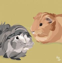 Guinea-pigs too!