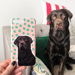 Faced Pet Phone Case