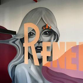 Graffiti / say estetik