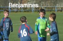 El Benjamín gana con facilidad al Maside