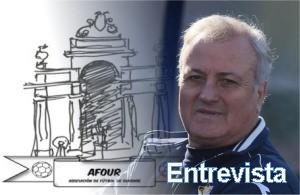 Jose Luis Cachaldora y la AFOUR
