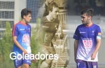 Los goleadores del club