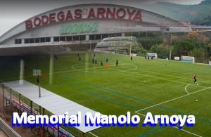 Este sábado atractivo Manolo Arnoya.