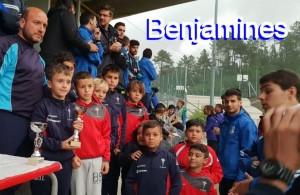 El Benjamín B unos auténticos leones
