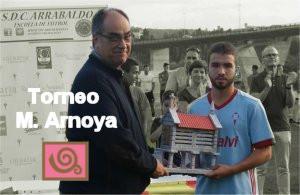 """El Celta se lleva el """"Manolo Arnoya"""""""