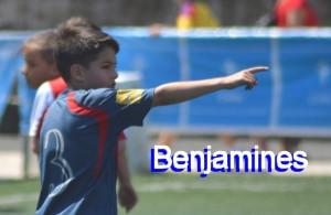 Buen torneo en Oroso del Benjamín B