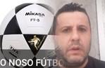 """Manolo Dacal y su """"O noso fútbol"""""""