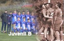 El Juvenil B y una buena temporada