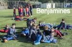 El torneo benjamín en imágenes