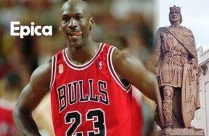 "La ultima jugada de ""Michael Jordan"""