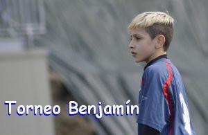 Torneo Benjamín el treinta y uno de marzo