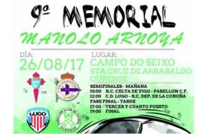 Noveno Memorial Manolo Arnoya