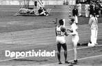 """Un """"pañuelo"""" para la historia del deporte"""