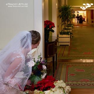 Bridal Peek