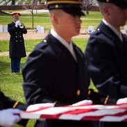 Army Bugler Vignette, Arlington Cemetery photo by Tracey Attlee
