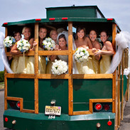 Trolley to the Chapel, photo Tracey Attlee