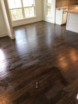 Hardwood Floors refinished