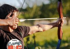 Archery at Camp Big