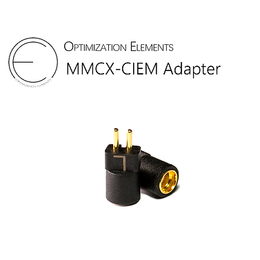MMCX to CIEM Adapter