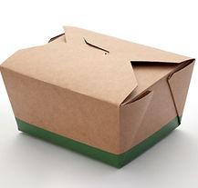 Boxed Meals Menu