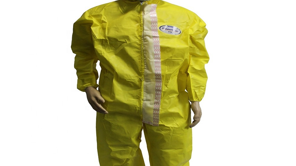 Disposable Waterproof Coverall Protective Coverall