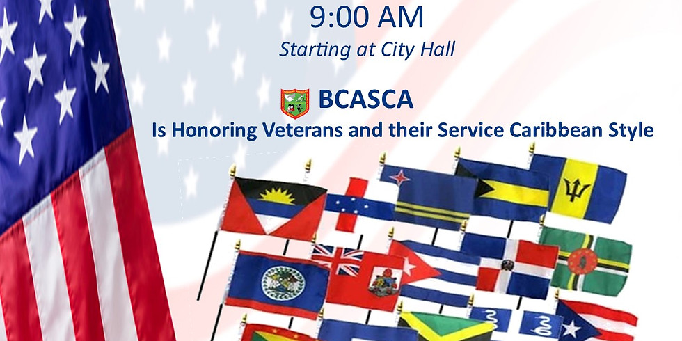 Palm Bay Veterans Day Parade