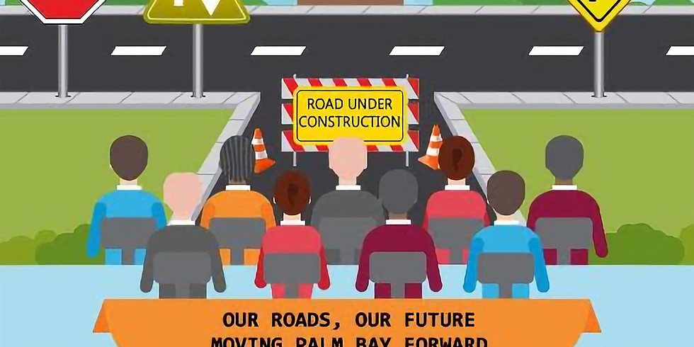 Road works update Palm Bay