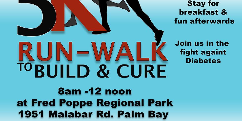 BCASCA 5 K Run-Walk to Build & Cure