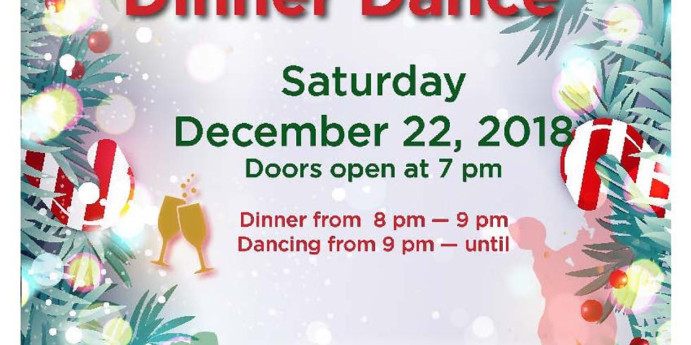 Christmas Dinner and Dance