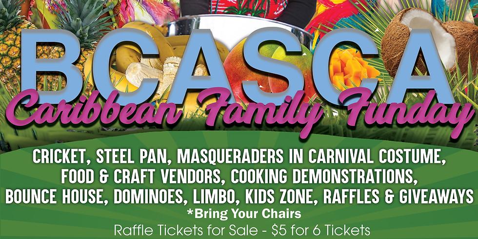 BCASCA Caribbean Family Funday