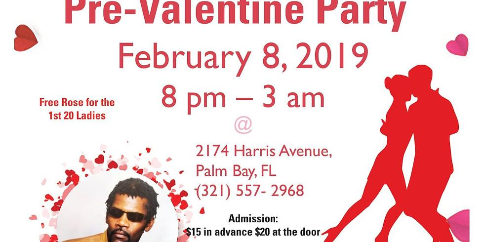 Pre-Valentine Party