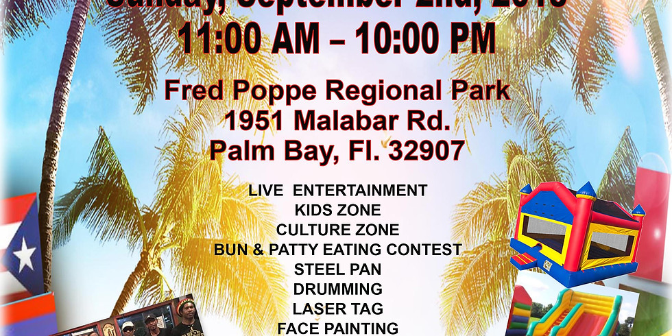 Caribbean Fun day Food and Music Festival