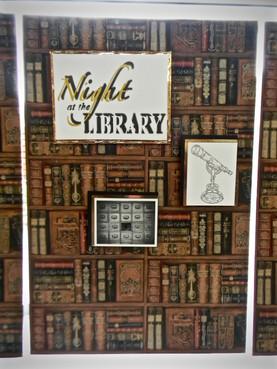 Night atthe Library-LLLCF's Annual Fundraiser Gala