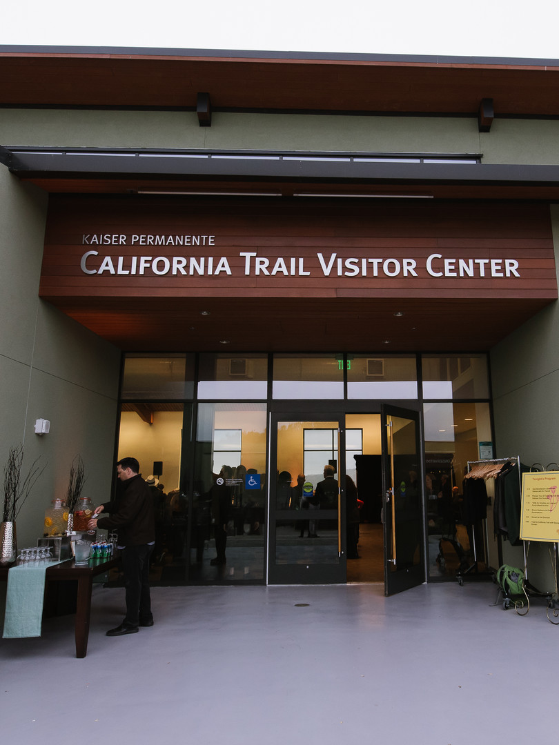 California Trail Opening Gala - Oakland Zoo