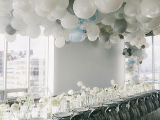 Balloon canopies and more!