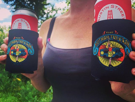 Show those cans some Love! Get yaself a Koozie!
