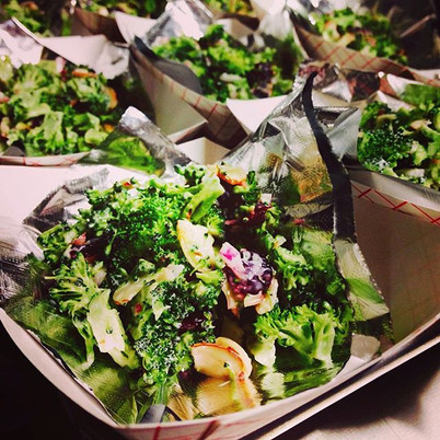 Our Signature Broccoli Salad!