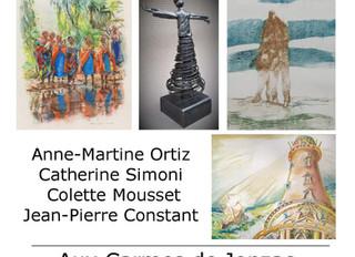 Anne-Martine ORTIZ l'infatigable !