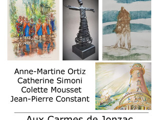 Anne-Martine ORTIZ l'infatigable !