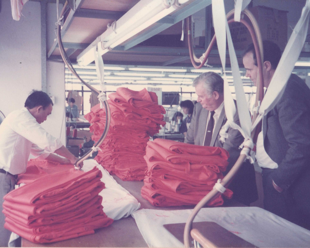 Factory inspection Comfort Workwear