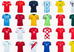 Colours of the (Football) Champions