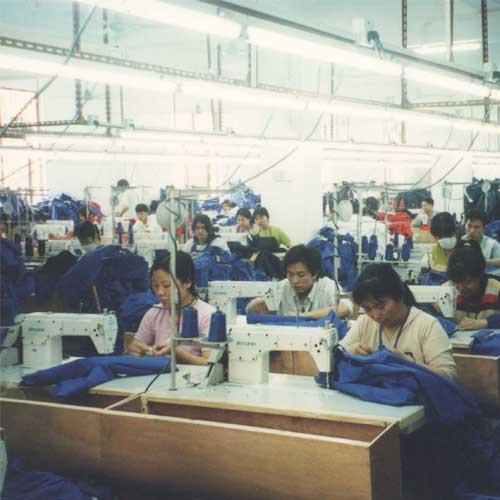 Sewing Room Comfort Workwear