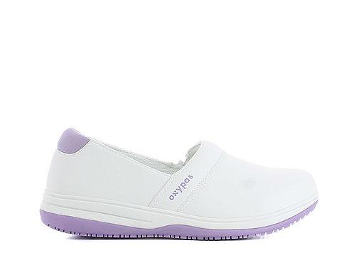 FS011LIC- Oxypas Suzy Slip On Non Slip Shoes (LILAC)