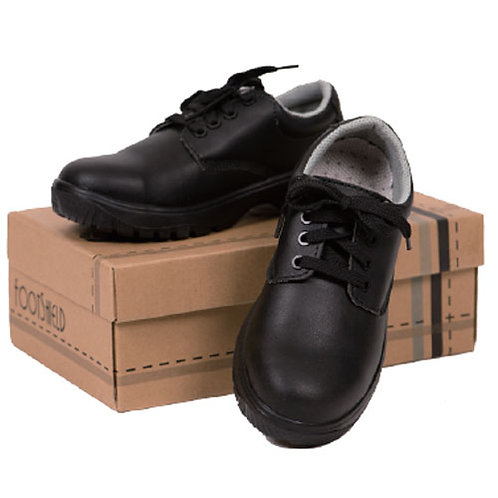 FS006 Footshield Safety Lace Up Shoes